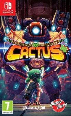 Assault Android Cactus+ (EU)