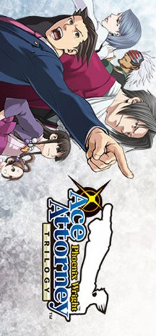 Phoenix Wright: Ace Attorney Trilogy (US)