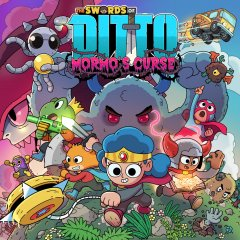 Swords Of Ditto, The: Mormo's Curse (EU)