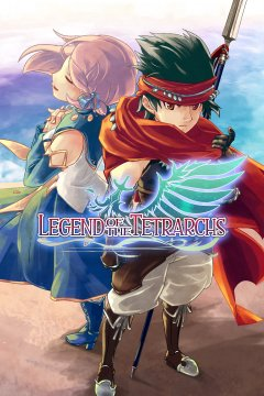 Legend Of The Tetrachs (US)