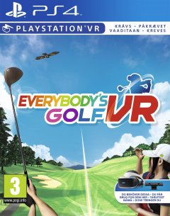 Everybody's Golf VR (EU)