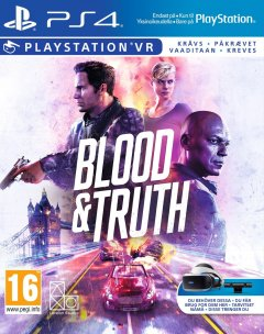 Blood & Truth (EU)