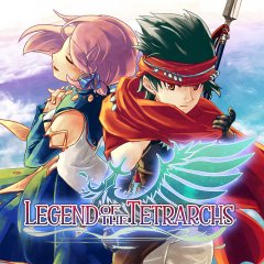 Legend Of The Tetrachs (EU)