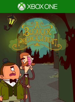 Adventures Of Bertram Fiddle, The: Episode 2: A Bleaker Predicklement (US)