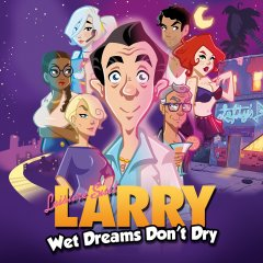 Leisure Suit Larry: Wet Dreams Don't Dry [eShop] (EU)
