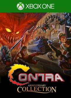 Contra: Anniversary Collection (US)