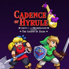 Cadence Of Hyrule: Crypt Of The NecroDancer (EU)