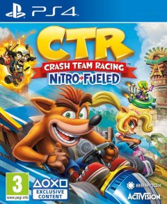 Crash Team Racing: Nitro-Fueled (EU)
