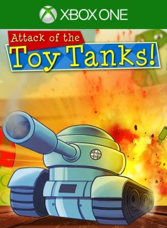 Attack Of The Toy Tanks! (US)