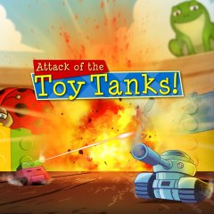 Attack Of The Toy Tanks! (EU)