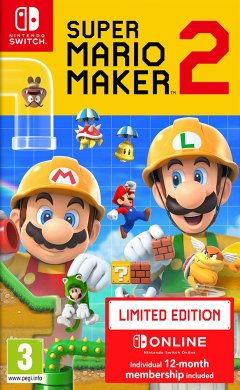 Super Mario Maker 2 [Limited Edition] (EU)
