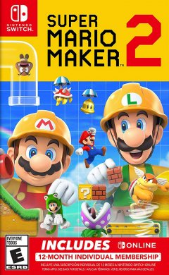 Super Mario Maker 2 [Limited Edition] (US)