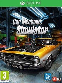 Car Mechanic Simulator (2019) (EU)