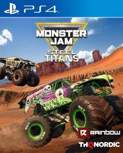 Monster Jam: Steel Titans (EU)