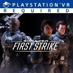 Scraper: First Strike (EU)