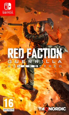 Red Faction: Guerrilla: Re-Mars-tered (EU)