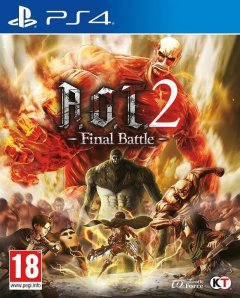 Attack On Titan 2: Final Battle (EU)