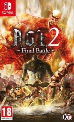 Attack On Titan 2: Final Battle (EU)