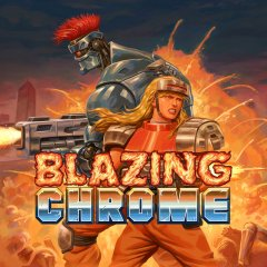 Blazing Chrome (EU)