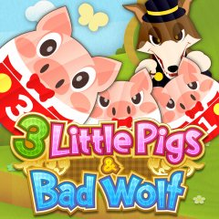 3 Little Pigs & Bad Wolf (EU)