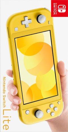 Switch Lite [Yellow] (EU)