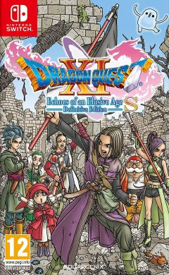 Dragon Quest XI S: Echoes Of An Elusive Age: Definitive Edition (EU)