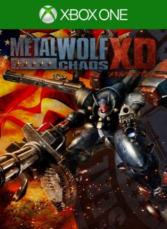 Metal Wolf Chaos XD (US)