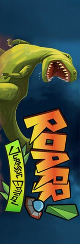 Roarr! Jurassic Edition (US)