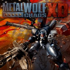 Metal Wolf Chaos XD (EU)
