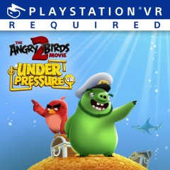 Angry Birds Movie 2 VR, The: Under Pressure (EU)