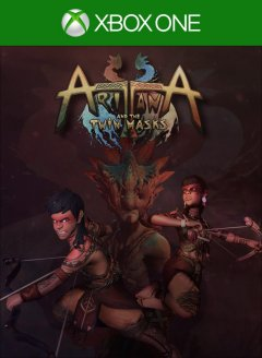 Aritana And The Twin Masks (US)