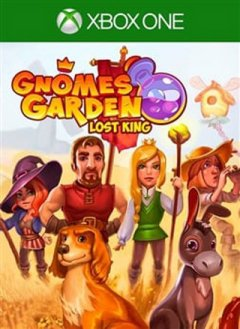 Gnomes Garden: Lost King (US)