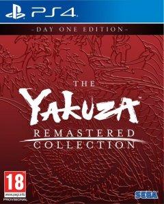 Yakuza: Remastered Collection (EU)