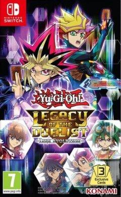 Yu-Gi-Oh! Legacy Of The Duelist: Link Evolution (EU)