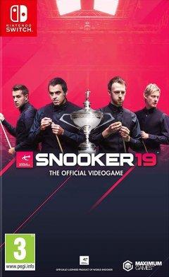 Snooker 19: The Official Videogame (EU)