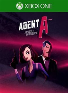 Agent A: A Puzzle In Disguise (US)