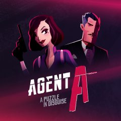 Agent A: A Puzzle In Disguise (EU)