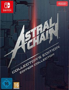 Astral Chain [Collector's Edition] (EU)