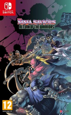 Ninja Saviors, The: Return Of The Warriors (EU)