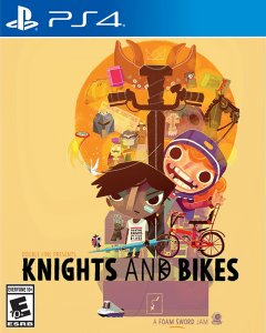 Knights And Bikes (US)