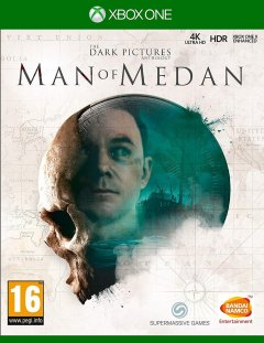 Dark Pictures Anthology, The: Man Of Medan (EU)