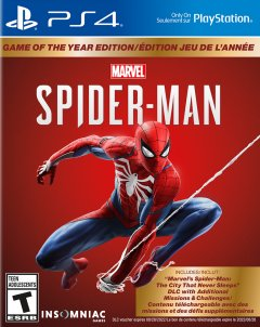 Spider-Man (2018): Game Of The Year Edition (US)