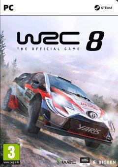 WRC 8: The Official Game (EU)