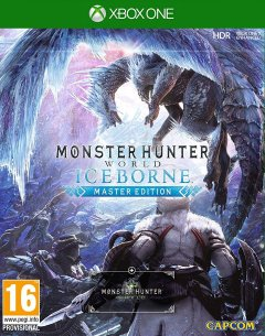 Monster Hunter: World Iceborne: Master Edition (EU)