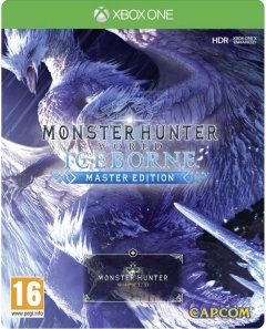 Monster Hunter: World Iceborne: Master Edition [Steelbook Edition] (EU)