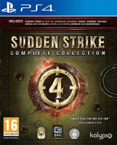 Sudden Strike 4: Complete Collection (EU)