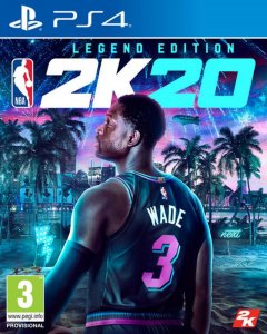 NBA 2K20 [Legend Edition] (EU)