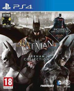 Batman: Arkham Collection (EU)
