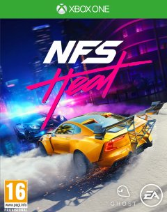 Need For Speed Heat (EU)