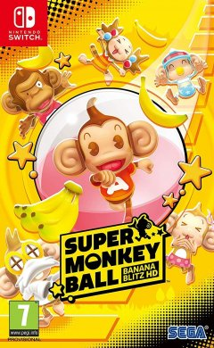 Super Monkey Ball: Banana Blitz HD (EU)